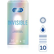 Invisible DUREX Extra Thin Extra Sensitive 10 pcs