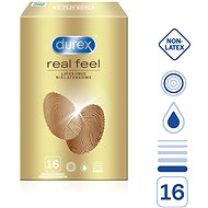 DUREX Real Feel 16 ks - Kondomy