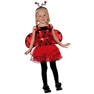 Dress for carnival - Ladybird size. XS