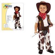 Carnival Dress - Cowboy Vel - Kids' Costume