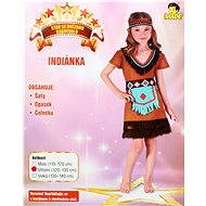 Carnival Dress - Indiana Size M - Kids' Costume