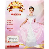 Šaty na karneval - Princezna vel. L - Dětský kostým