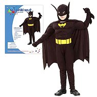 Dress for carnival - Bat man vel. M