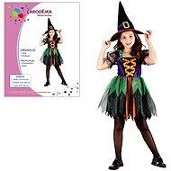 Šaty na karneval - Čarodejnica vel. S