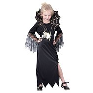 Šaty na karneval - Čierna vdova vel. M