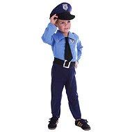 Šaty na karneval - Policista vel. XS