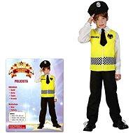 Dress for carnival - Police vel. M