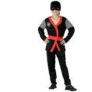 Šaty na karneval - Ninja vel. L - Dětský kostým