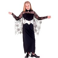 Dress for carnival - Queen size spiders. M