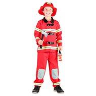 Šaty na karneval - Požárník vel. M - Dětský kostým