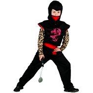 Šaty na karneval - Ninja bojovník vel. M