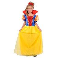 Šaty na karneval - Sněhurka vel. XS - Dětský kostým