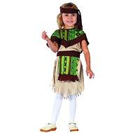 Šaty na karneval - Indiánka vel. XS - Dětský kostým