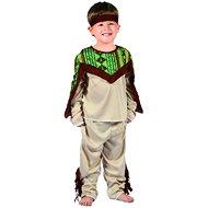 Šaty na karneval - Indián veľ. XS