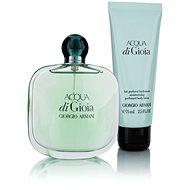 GIORGIO ARMANI Acqua di Gioia 100 ml - Dárková sada parfémů