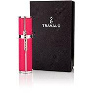 Travalo Refill Atomizer Milano - Deluxe Limited Edition 5 ml Hot Pink - Plniteľný rozprašovač parfémov