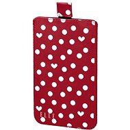 ELLE Hearts & Dots - Pouzdro na mobilní telefon