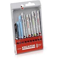 Kreator KRT045090 Set Sägeblätter für den kombinierten Einsatz - Sägeblätter-Set