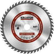 Kreator KRT020505, 254 mm - Universal-Sägeblatt