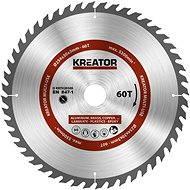 Kreator KRT020505, 254mm - Universal saw blade