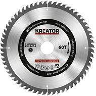Kreator KRT020422, 210 mm - Sägeblatt für Holz