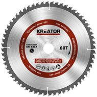 Kreator KRT020504, 210mm - Universal saw blade