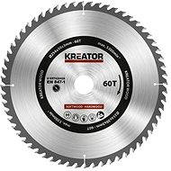 Kreator KRT020428, 254mm - Saw blade for wood