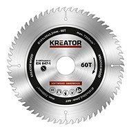 Kreator KRT020415, 185mm, 60T - Sägeblatt für Holz