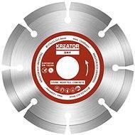 Kreator KRT080100, 115mm, 3ks - Sada řezných kotoučů