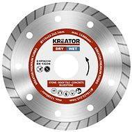 Kreator KRT083100, 115mm - Řezný kotouč