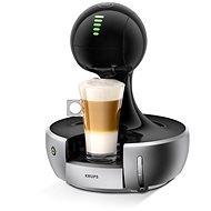 DROP® KRUPS - Automatik - SILBER/SCHWARZ - Kapsel-Kaffeemaschine
