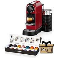 Espresso NESPRESSO Krups Citiz XN760510 - Capsule Coffee Machine