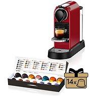 Krups Nespresso Citiz Red XN740510
