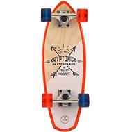 Kryptonics Mini Fat Cruiser Born Free 23""