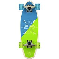 Kryptonics Mini Fat Cruiser Summer Dip 23""
