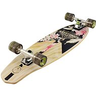 Kryptonics Mini Longboard Classic Floral 32""