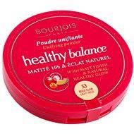 BOURJOIS Healthy Balance Poudre 53 Beige Clair - Kompaktní pudr