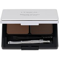 L'ORÉAL Brow Artist Genius Kit Light to Medium 3,5 g - Paletka