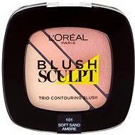 Loreal Blush Trio Sculpt Contouring Blush 101 weiche Sand Ambre