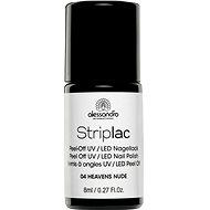ALESSANDRO Striplac Peel Off UV / LED Nail Polish 04 Heaven's Nude 8ml