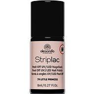 ALESSANDRO Striplac Peel Off UV/LED Nail Polish 79 Little Princess 8ml