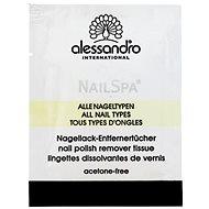 ALESSANDRO NailSpa Nail Polish Remover Tissue 10pcs