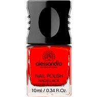 ALESSANDRO Nail Polish 12 Classic Red 10ml