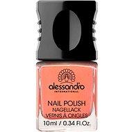 ALESSANDRO Nail Polish 81 Peachy Cinderella 10ml