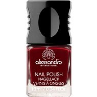 ALESSANDRO Nail Polish 54 Mitternachts Red 10 ml