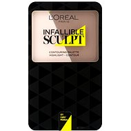L'ORÉAL Infallible Sculpt Palette 01 Light 10g - Palette