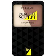 L'ORÉAL infallibly Sculpt Palette 03 Medium 10 g