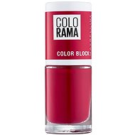 MAYBELLINE NEW YORK Color Show Lak na nehty 486 Red 7 ml - Lak na nehty