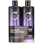 TIGI Catwalk Fashionista Violet Tweens - Sada vlasové kosmetiky
