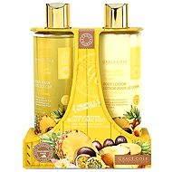 GRACE COLE Körperpflege Duo Ananas und Passionsfrucht